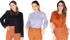 Guarda-roupa funcional é aquele com o melhor aproveitamento de suas peças. Cada uma delas deve compor com outras várias de seu armário.